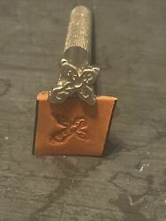vintage Craftool Cross Leather stamp CRS 3 $15.50