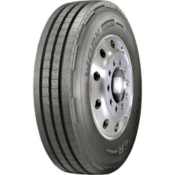 4 Tires Cooper Work Series Rha 295/75r22.5 Load H 16 Ply All Position Commercial