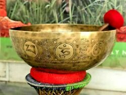 Flower Of Life-singing Bowl- Best Healing-meditation-yoga-sound Therapy- Nepal