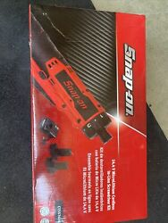 For Snap On Ctss761k2, 14.4v Microlithium Cordless In-line Screwdriver Kit