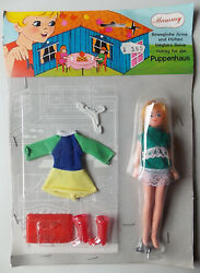 ´s Vintage - Mammy - Topper Dawn Cilly Clone Doll - 6 1/8in - Doll House