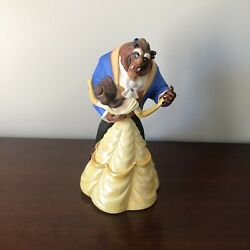 Wdcc Walt Disney Classics Beauty And The Beast Tale As Old As Time Sculpture