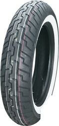 Dunlop D404 Series Rear 150/90-15 Wide While Wall Motorcycle Tire 45605050