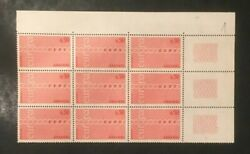 Stamp Andorra Stamp - Yvert And Tellier Europa N°212 X9 N Mnh Z28