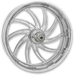Performance Machine Chrome 18 In. X 5.5 In. Supra Rear Wheel For Models W/abs