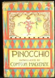 The Adventures Of Pinocchio. Collodi Charles. A H Watson