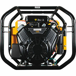 Winco Portable Industrial Electric Generator-10500 Surge/9600 Rated Watts