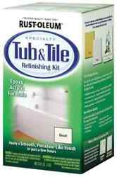Rust-oleum - Tub And Tile Refreshing Kit, Biscuit, Glossy, 1 Qt - 7862519