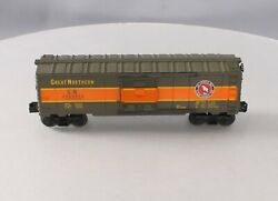 Lionel 6464-450 Vintage O Great Northern Boxcar - Type Iv Body Ln