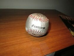 Very Rare Vintage Antique C. 1920's 1930's Worth Faultless No. 73-1 Baseball