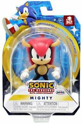 Sonic The Hedgehog Wave 5 Classic Mighty 2.5-inch Mini Figure - New Ships In Box
