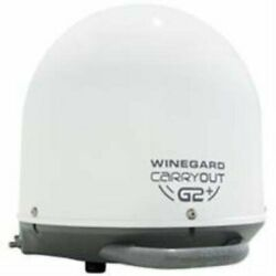Winegard Gm-6000 Carryout[r] G2+ Automatic Portable Satellite Tv Antenna With