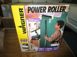 Nib Wagner Power Roller Cordless Painting System - Model 949