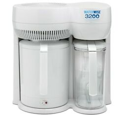 Waterwise 3200 Countertop Distiller Demo Free Shipping 48 States