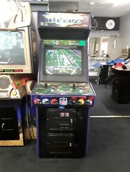 Nfl Blitz Video Arcade Game By Midway Games-free Shipping