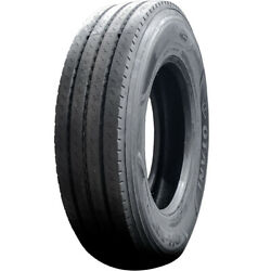 4 Tires Otani Oh-151 295/75r22.5 Load G 14 Ply Steer Commercial