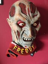 Paper Magic Group Nightmare On Elm Street Freddy Bust Statue Illusive Concepts