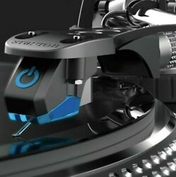 New Stanton Dj-750 Cartridge Free Shipping With Stylus And Mounting Hardware