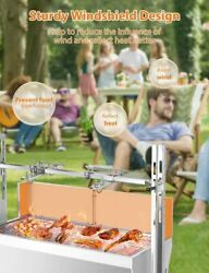 Multifution Roaster Grill Andmetal Bbq Lamb Charcoal Spit Grill Roaster For Family