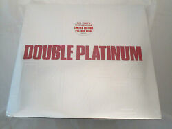 Kiss Double Platinum Sealed Vinyl Records Lp Usa 2020 Picture Disc Only 500 Hype