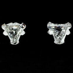 Brand New Rare Fancy Cut Diamond Loose D0.580ct Cow Selby_japan