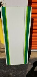 Vintage 7up Seven Up Metal Sign Blank 47.75x19.5 New Old Stock E