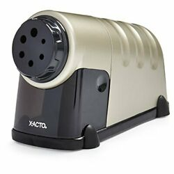 X-acto 1606 High Volume Commercial Electric Pencil Sharpener Model 41 Beige