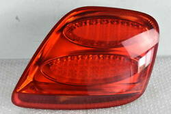 Bentley Continental Gt Gtc Flying Spar Genuine Tail Light Lamp Right Side Part
