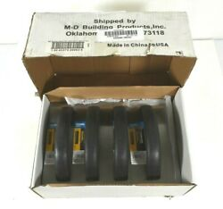 12 Pack Md Econo Trowel 20064 1/16 X 1/16 X 1/16 Square Notch Silver Tiles