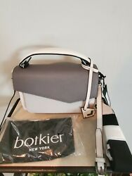Botkier NY Cobblehill Crossbody Leather Purse Bag Solid Light Pink $100.00