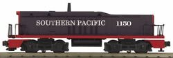 Mth 30-20406-3 O Scale Sp Sw-8 Switcher Diesel Engine Calf Non-powered Ln/box