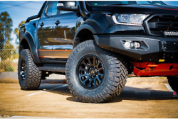 4x New Genuine Nomad Ranger Toyota Hilux Sr5 2021 17 Wheels And Falken At3 Tyres