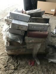 Huge Lot Of Welding Rods And Wire 2586 Pounds Of Surplus Welding Rod And Wire
