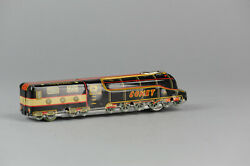 Antique Tin Toy Marusan Hayashi Comet Train Japan Friction Drive Collectors