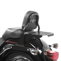 Sissy Bar Css Fix For Harley Night Train 06-09 With Luggage Rack Black