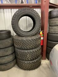 Toyo Tire Open Country M/t 40x15.50r22 Set Of 4 Tires