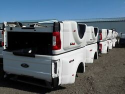 2017 - 2019 Ford F-350 Xlt Super Duty Long Box Dually Truck Bed