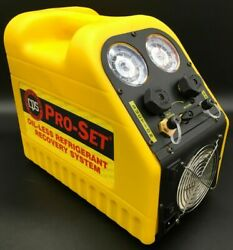 Cps Cr500 Oil-less Portable Commercial Refrigerant Recovery System For Hvac