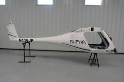 Pipistrel Alpha Trainer Fuselage Assy W/ Data Tag And Log Books