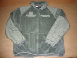 Us Military Gen Iii Polartec Cold Weather Fleece Jacket New Without Tags
