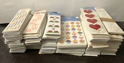 Huge Collection Lot Mrs Grossman's 565 Packages Vintage Limited Stickers Rare