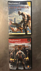 God Of War 1 And 2 Ps2