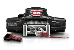 Warn Zeon Platinum 10 Winch With Wire Rope And 10000 Lb. Capacity 92810