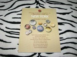 Heritage Numismatic Auctions New York Coin Catalog 2003
