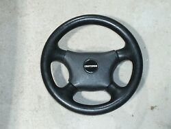 Steering Wheel Craftsman Dyt4000 Or Gt5000 With Center Cap And Bushing