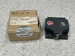 New In Box Balluff Bns02f9 Safety Position Limit Switch 240 Vac 6a