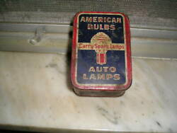 Vintage Rare American Bulb Company Auto Tool Spare Part Can Only For Usa Store