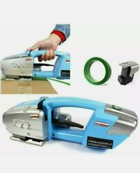 Electric Strapping Machine Pp Pet Strap Steel Belt Strap Packing Tool Baler