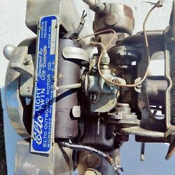 1930and039s Ole Evinrude Boat Motor - Non Running