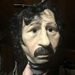 Rare Rustin Parr Mask Cesar Blair Witch 2 Realistic Collectible Horror Film Nwt